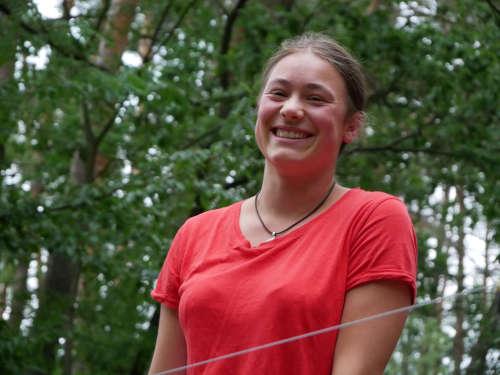 Hannah Noack, Bundesfreiwilligendienstleistende